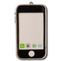 3950 Touch Phone Hand Personalized Christmas Ornament [Kitchen] - £9.80 GBP