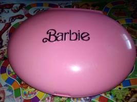 BARBIE Doll JEWEL SECRETS 1980S COLLECTOR CASE  - $36.99