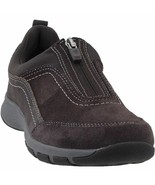 Womens Easy Spirit Cave Sneakers - Dark Grey, Size 6.5W US - $106.28 CAD