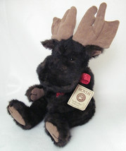 "Boyds MAGILLACUDDY MOOSE 18"" Articulated Plush # 554310 Bean Collection - $18.00"