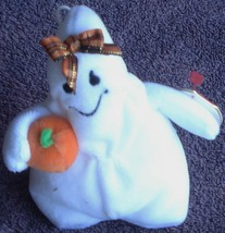Halloween Beanie Ghost - Ghoulianne - 2006 - Very Gently Used - Vgc - $7.91
