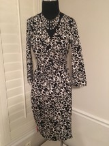 DVF DiaNE von FURSTENBERG  Silk Wrap Dress New Size 6 - $147.51