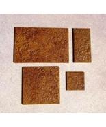 4 Size Opus Romano Pattern Tile Molds Make 100s of Slip Resistant Tiles ... - $64.99