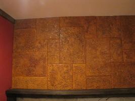 4 Size Opus Romano Pattern Tile Molds Make 100s of Slip Resistant Tiles $0.28 SF image 7