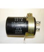 Elna Capacitor 4700µF - $19.00