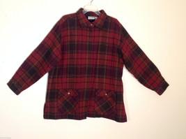Womens Fashion Bug Size 18/20W Plus Size Wool B... - $42.56