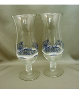 ROYAL CARIBBEAN HURRICANE GLASSES SET OF 2 - $8.25
