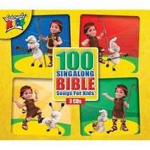 100 SING ALONG BIBLE SONGS FOR KIDS