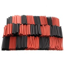 428pcs Red Black Polyolefin H-type Heat Shrink Tubing Tube Sleeve Sleeving Cable - $38.00
