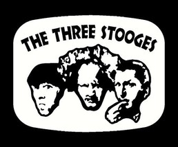The Three Stooges Wall Decal By Scripture Wall Art. Vinyl Wall Art, Insp... - $7.18