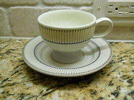 Mikasa Libretto cup and saucer - $5.89