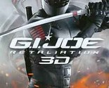 G.I. Joe: Retaliation (Blu-ray 3D / Blu-ray / DVD / Digital Copy+UltraViolet)New