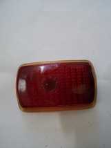 1940 plymouth brake lens stop lens tailight lens parts service  - $24.99