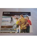 1961 Austin A 55 Cambridge Sales Brochure   - $24.95