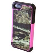 Fuse iPhone 5 5s Hard Shell Case - Mossy Oak Break-Up Infinity Camo & Pi... - $12.94