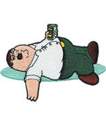 Embroidered Patch Peter Griffin Drunk Family Gu... - $3.95