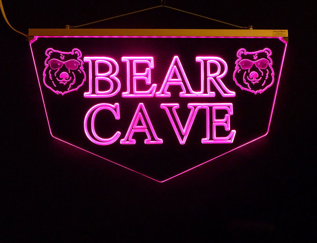 Personalized Custom LED Sign Man Cave Sign, Pub Sign, Bar Sign-Gift image 6