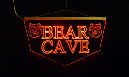 Personalized Custom LED Sign Man Cave Sign, Pub Sign, Bar Sign-Gift image 8