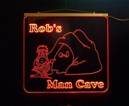 Personalized Man Cave, Garage, Bar, LED Custom Sign image 2