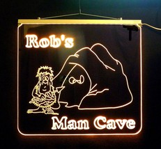 Personalized Man Cave, Garage, Bar, LED Custom Sign image 5