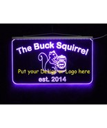 Multicolor Changing Personalized Custom LED Bar Sign, Pub Sign, Man Cave... - $140.00
