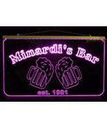 Personalized LED Bar/Pub Sign, Design your own Sign - $142.00