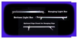 """Personalized LED Sign, 15.25"""" x 14"""" design your own sign image 4"""