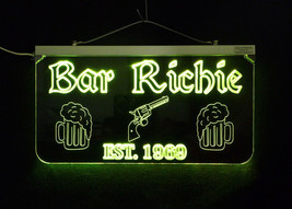 Personalized Sign,  Bar, Man Cave, Business, Garage, Multi-Color - Gift image 3