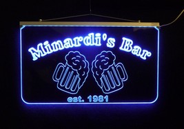 Personalized LED Bar/Pub Sign, Design your own Sign image 3