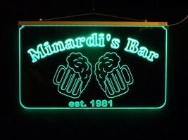 Personalized LED Bar/Pub Sign, Design your own Sign image 2