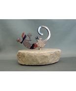 "Robert Shield's Design ""Desert Lizard ""  Sculpture on Sandstone NEW - $9.99"