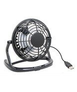 USB Desk Mini Fan Mute Cooler Cooling for Noteb... - $6.42
