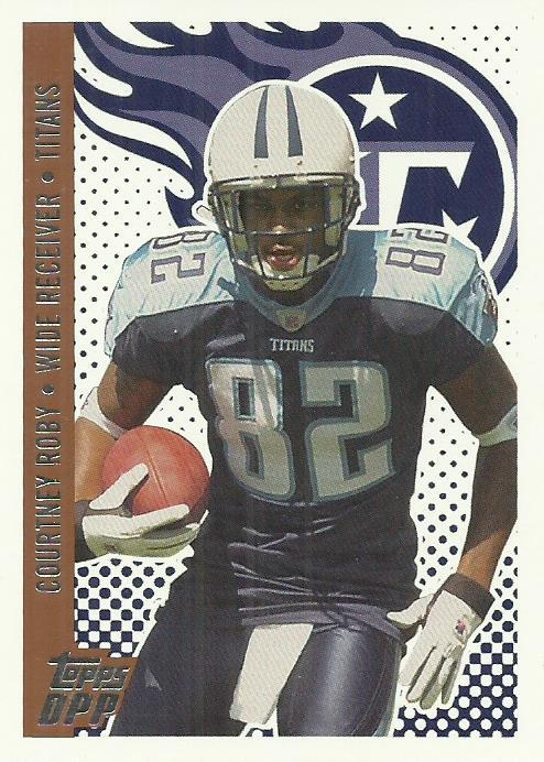 2006 Topps Draft Picks and Prospects #90 Courtney Roby