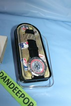 New York Yankees Avon MLB 1998 Sport Champions Watch In Container NY Baseball - $69.29