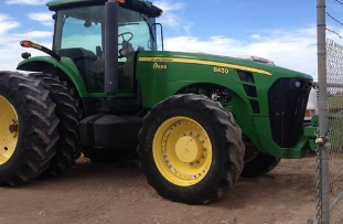 Primary image for 2009 John Deere 8430 For Sale in Aguanga, California 91709