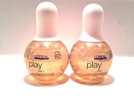 L'Oreal Professionnel Play Ball Silky Sunrise Spray-Serum150ml x2*  - $29.93