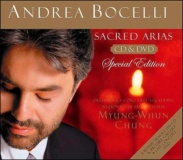 Andrea Bocelli - Aria - The Opera Album (Excerpts)