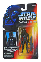 Kenner Star Wars The Power Of The Force Tie Fighter Pilot Action Figure - $4.99