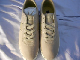 Ralph Lauren POLO Khaki (Tan) Sneakers(Heather Ripstop) Size: 11.5D New ... - $59.99