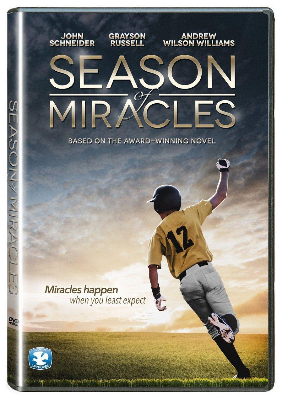 Season of miracles   dvd