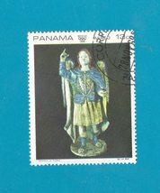 Panama Postage Stamp (Olympics Mexico 1968) Used - $1.99