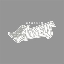 Los Angeles Angels #11 MLB Team Logo 1 Color Vinyl Decal Sticker Car Window Wall - $3.95+