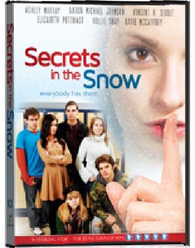 Secrets in the snow   dvd