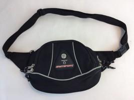 EASTSPORT BLACK HEADPHONE CASE Fanny Pack Waist Bag Cd Player - $14.01