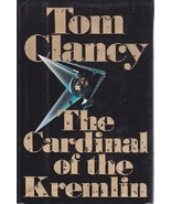 The Cardinal of the Kremlin...Author: Tom Clancy (used hardcover) - $10.00