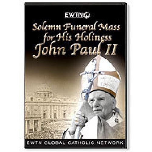 Solemn mass of jp ii