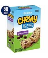 Quaker Chewy Granola Bars, Oatmeal Raisin, 58 Bars - $12.86