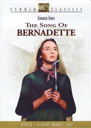 Song of bernadette starring jennifer jones