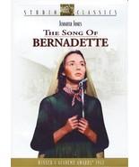 SONG OF BERNADETTE Starring Jennifer Jones - $24.95