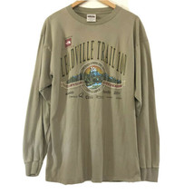 Vintage Leadville Trail 100 Race Across The Sky Long Sleeve T Shirt Adul... - £14.31 GBP